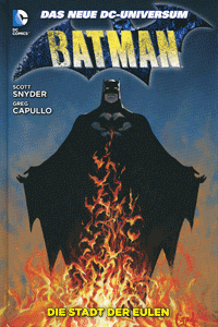 BATMAN PAPERBACK lim. Hardcover, Band 2, DC/Panini Comics