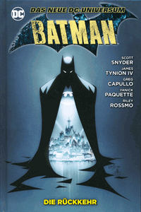 BATMAN PAPERBACK lim. Hardcover, Band 9, DC/Panini Comics