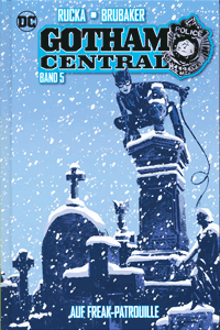 GOTHAM CENTRAL lim. Hardcover, Band 5, DC/Panini Comics