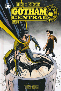 GOTHAM CENTRAL lim. Hardcover, Band 6, DC/Panini Comics