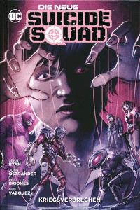 DIE NEUE SUICIDE SQUAD PAPERBACK lim. Hardcover, Band 3, DC/Panini Comics