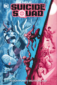 DIE NEUE SUICIDE SQUAD PAPERBACK lim. Hardcover, Band 4, DC/Panini Comics