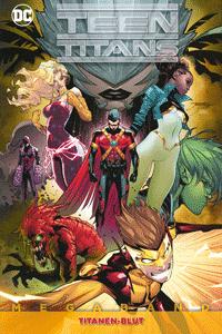 TEEN TITANS MEGABAND, Band 2, DC/Panini Comics