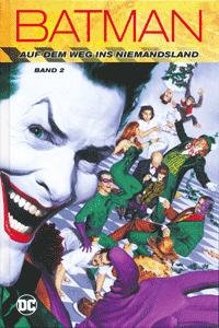 BATMAN: Auf dem Weg ins Niemandsland lim. Hardcover, Band 2, DC/Panini Comics