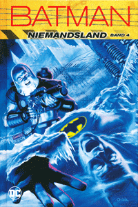 BATMAN: NIEMANDSLAND lim. Hardcover, Band 4,