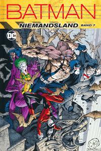 BATMAN: NIEMANDSLAND lim. Hardcover, Band 7,