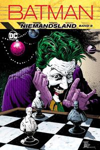 BATMAN: NIEMANDSLAND lim. Hardcover, Band 8, DC/Panini Comics