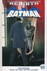 BATMAN PAPERBACK | REBIRTH lim. Hardcover, Band 6, DC/Panini Comics
