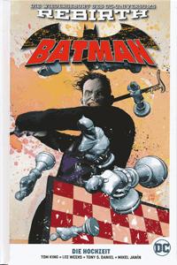 BATMAN PAPERBACK   REBIRTH lim. Hardcover, Band 7, DC/Panini Comics