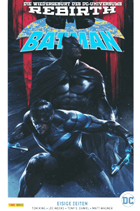 BATMAN PAPERBACK | REBIRTH lim. Hardcover, Band 8, DC/Panini Comics
