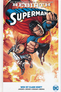 SUPERMAN PAPERBACK | REBIRTH lim. Hardcover, Band 2, Wer ist Clark Kent?