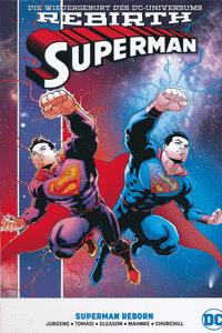 SUPERMAN PAPERBACK | REBIRTH lim. Hardcover, Band 3, Superman Reborn