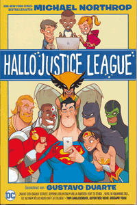 Hallo Justice League, Einzelband, DC/Panini Comics
