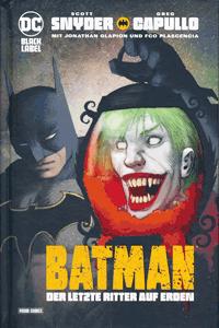 Batman: Der letzte Ritter auf Erden lim. Hardcover, Einzelband, DC/Panini Comics