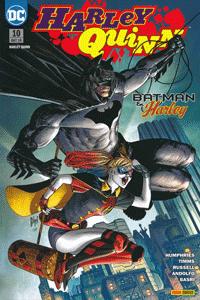 HARLEY QUINN: REBIRTH (Wiedergeburt), Band 10, DC/Panini Comics