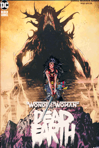 WONDER WOMAN: Death Earth, Band 1, DC/Panini Comics