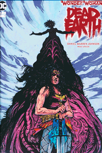 WONDER WOMAN: Death Earth, Band 4, Die letzte Schlacht um die tote Erde