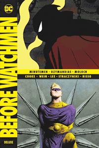 Before WATCHMEN Deluxe, Band 1, DC/Panini Comics