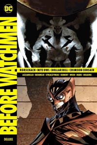 Before WATCHMEN Deluxe [comicalbum], Band 3, DC/Panini Comics