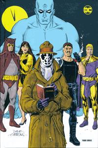 WATCHMEN Deluxe Edition, Einzelband, DC/Panini Comics