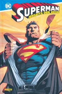 Jenseits der Erde, Einzelband, DC/Panini Comics