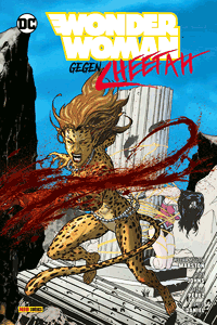 Wonder Woman gegen Cheetah lim. Hardcover, Einzelband, DC/Panini Comics