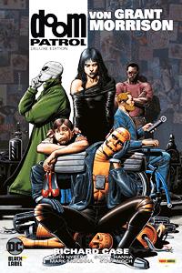 Doom Patrol [deluxe comic], Einzelband, DC/Panini Comics