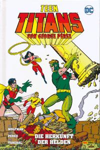 Teen Titans von George Perez lim. Hardcover, Band 3, DC/Panini Comics
