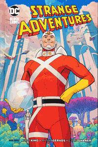 Strange Adventures lim. Hardcover, Band 1, DC/Panini Comics