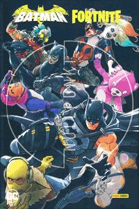 BATMAN/FORTNITE lim. Hardcover [Paperback Variant], Einzelband, DC/Panini Comics