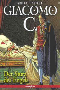 Giacomo C., Band 2, Der Sturz des Engels