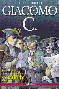 Giacomo C., Band 11, Vertauscht, get�uscht