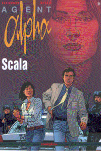 Agent Alpha, Band 9, Comicplus+