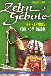 Zehn Gebote, Band 9, Comicplus+