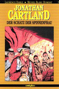 Jonathan Cartland, Band 4, Comicplus+