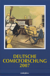 Deutsche Comicforschung, Band 3, Comicplus+