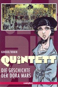 Quintett, Band 1, Die Geschichte der Dora Mars