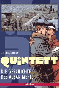 Quintett, Band 2, Die Geschichte des Alban Meric