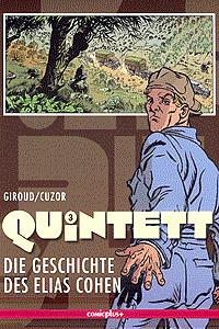 Quintett, Band 3, Die Geschichte des Elias Cohen