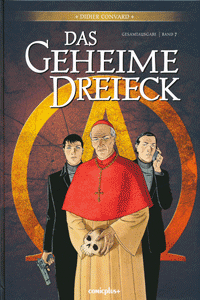 Das Geheime Dreieck Gesamtausgabe, Band 7, Comicplus+