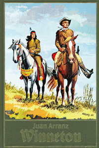WINNETOU: Juan Arranz, Band 2, Comicplus+