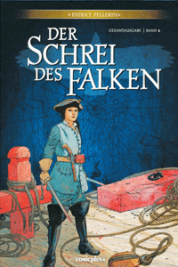 Der Schrei des Falken Gesamtausgabe, Band 4, Comicplus+