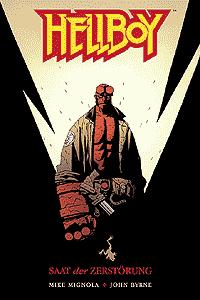 Hellboy, Band 1, Saat der Zerstörung