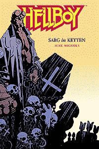 Hellboy, Band 4, Sarg in Ketten