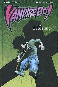 VAMPIRE BOY, Band 3, Die Erlösung