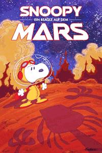 PEANUTS, Band 15, Ein Beagle auf dem Mars