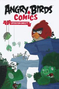 ANGRY BIRDS | Wütende Vögel, Band 1, Operation Omelett