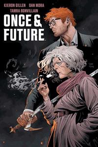 Once & Future | Einstmal und Zukünftig, Band 2,