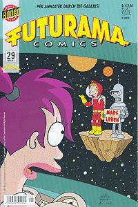 Futurama, Band 29, Panini Comics