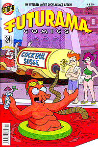 Futurama, Band 34, Panini Comics